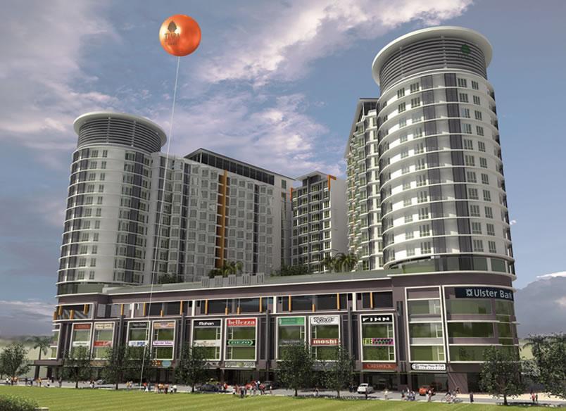 Tiara Mutiara Serviced Apartment Jalan Puchong Lama