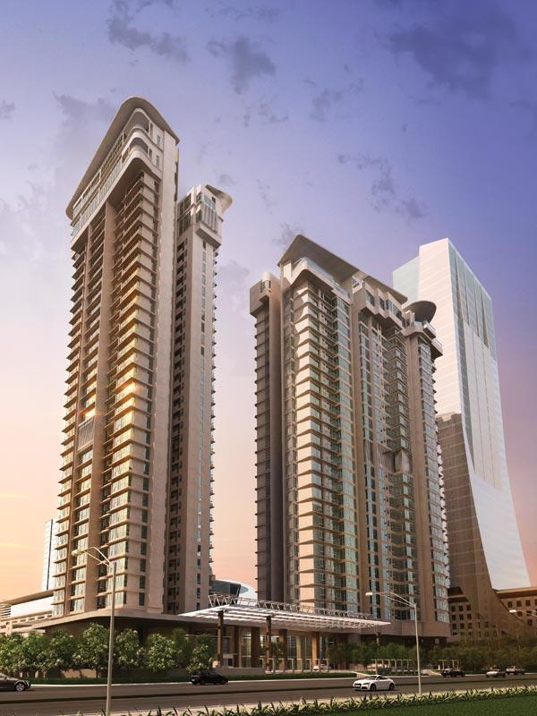 Uptown Residences, Block 2 - Lifestyle Tower @ Damansara ...