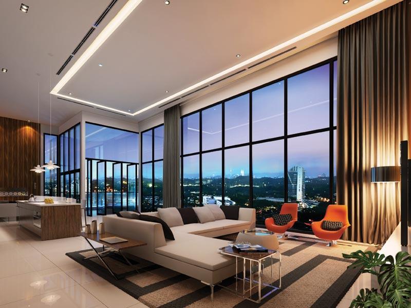Uptown Residences Block 2 Lifestyle Tower Damansara