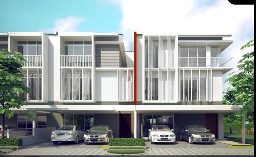 Modern Terrace House Malaysia House And Home Design