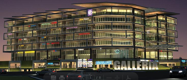 Galleria Cyberjaya Selangor Malaysia Property Amp Real